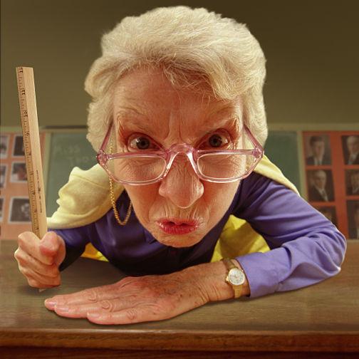 teacher-old