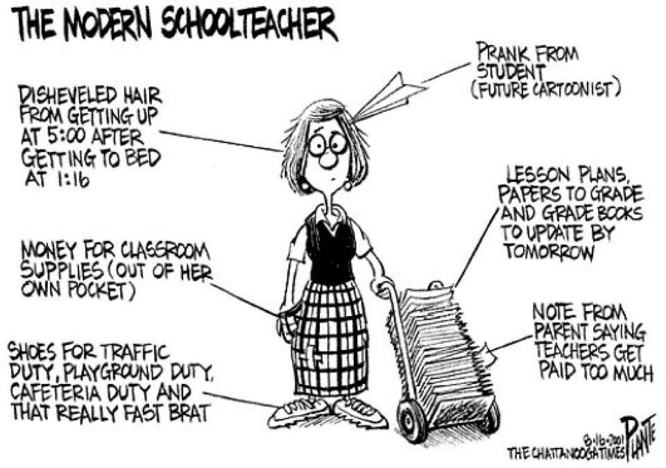 the-modern-school-teacher
