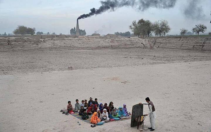 ad hoc Pakistani school
